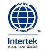 ISO9001:2000取得